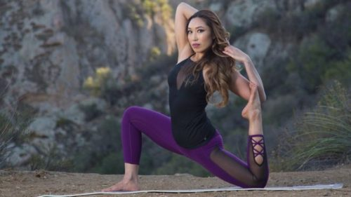 How has the fitness video adapted to the YouTube age?